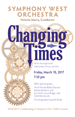 Changing Times, March 10, 2017